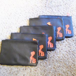 5 Betty Boop Glam Bags Plus only .. no contents .